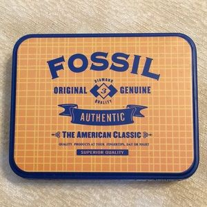 Fossil Cherry Soda Theme Bottle Cap Key Fob & Clip